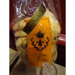 """Biscuit Le Vinaillou Galette Orange """"pépites de chocolat"""""""