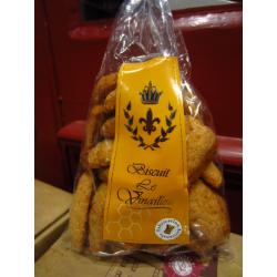 Biscuit Le Vinaillou au Miel