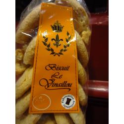 Biscuit Le Vinaillou Galette Orange