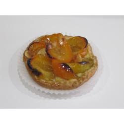 Tartelette à l'abricot