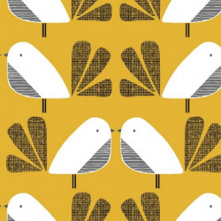 "Tissu "" nesting big birds"" - DASHWOOD"