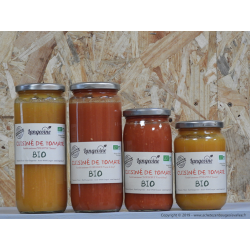 Cuisiné de Tomate - Bio - L'Angevine