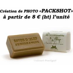 PACKSHOT (Image pour articles vendus sur internet)