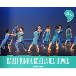 BALLET JUNIOR ROSELLA HIGHTOWER - 17.01.20 - Danse