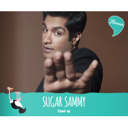 SUGAR SAMMY - Stand-up