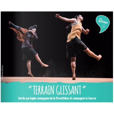 """""""TERRAIN GLISSANT"""" - Cie La Parenthèse et cie la Source"""