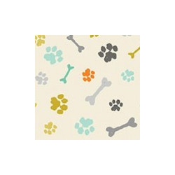 "Tissu paws cream "" Walk in the park"" - MAKOWER"