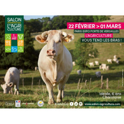 UNE JOURNÉE AU SALON DE L'AGRICULTURE