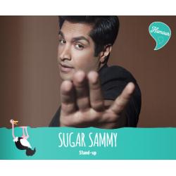 SUGAR SAMMY - Stand-up