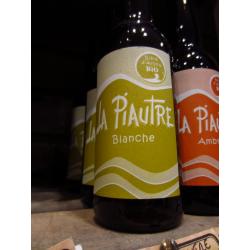 """Bière Bio blanche """"La Piautre"""" 33cl"""
