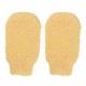 gant exfoliant en chanvre